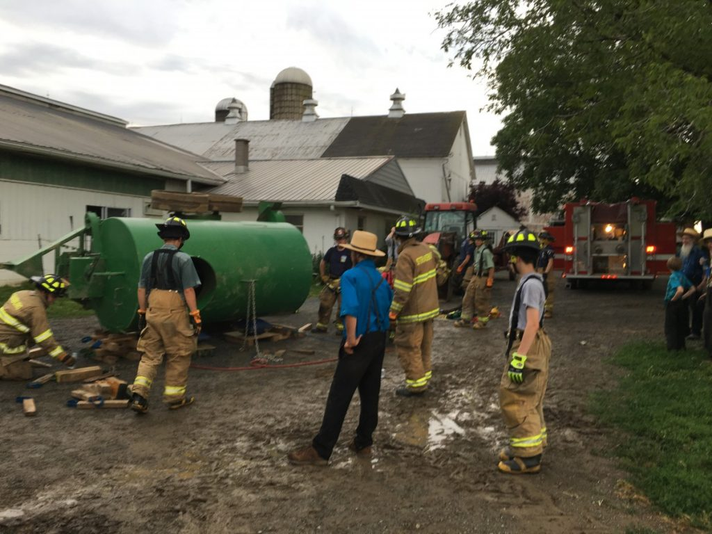 Farm Rescue Training